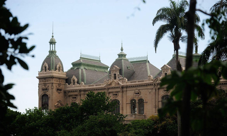 Palácio Laranjeiras, no Parque Guinle (Fernando Frazão/Agência Brasil)
